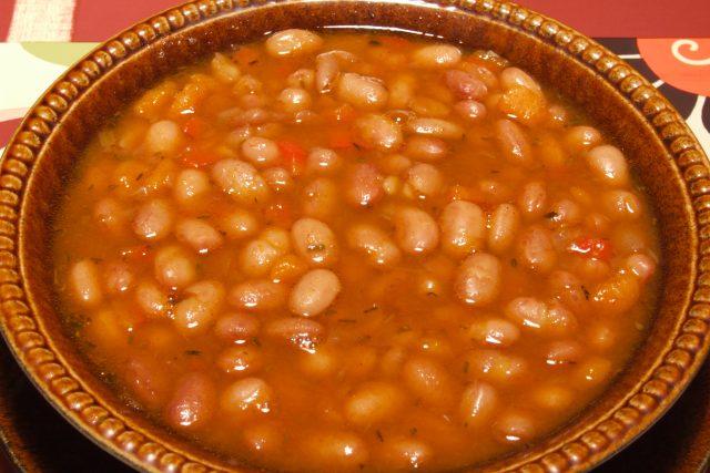 Fazolová polévka  (ilustr. obr.) | foto: Fotobanka stock.xchng