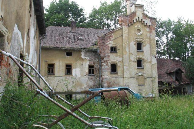 Pivovar Rychmburk v Předhradí - hlavní pivovarská budova