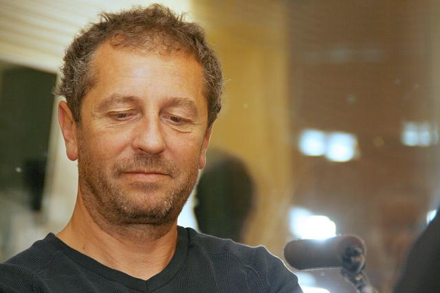 Karel Holas, houslista kapely Čechomor