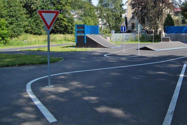 Dopravní hřiště (ilustrační foto)