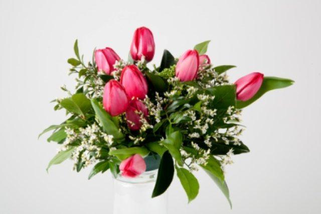 Kytice tulipánů | foto:  Amelie