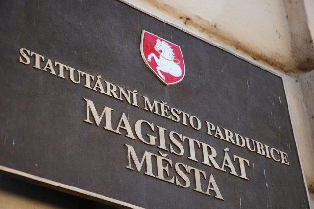 Magistrát města Pardubice
