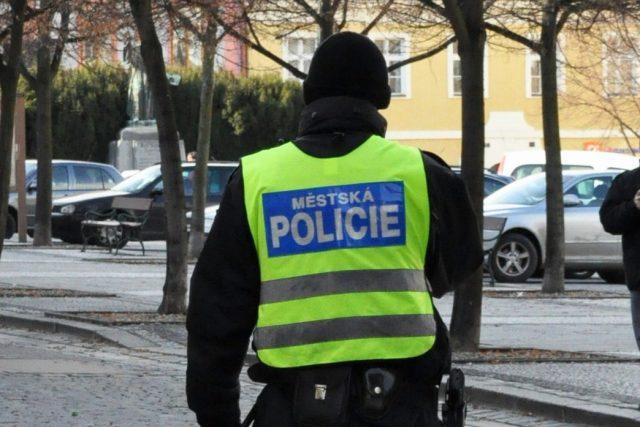 Strážník Městské policie