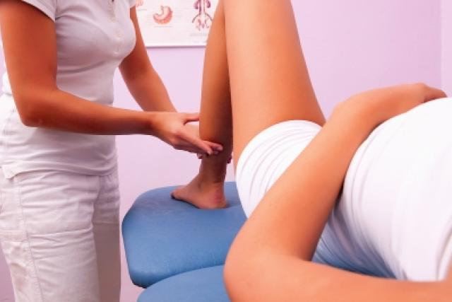 Lymfatická masáž (ilustrační foto)