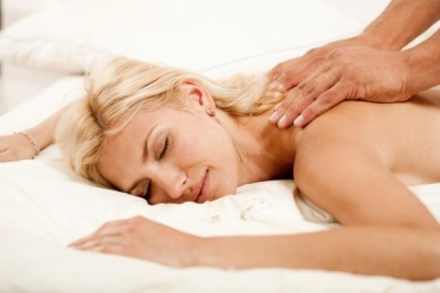 Masáž (ilustrační foto)