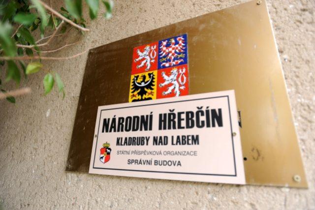 V Národním hřebčíně v Kladrubech nad Labem zasahoval Útvar pro odhalování organizovaného zločinu