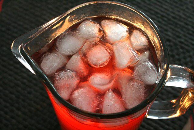 Ledový nápoj (ilustrační foto)
