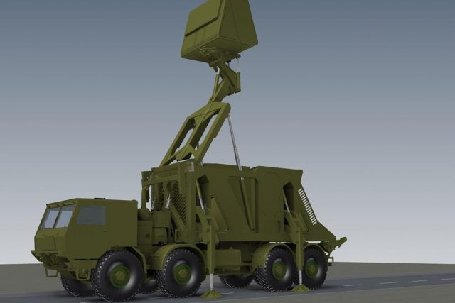 Vojenský radar ReUnion,  který budou vyrábět české a slovenské firmy | foto:  Retia a.s.