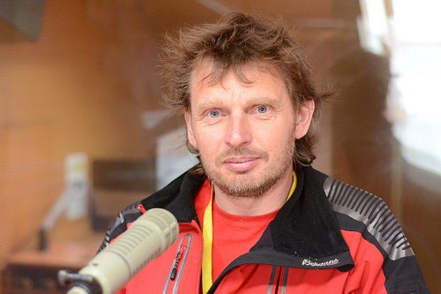 Náčelník horské služby Josef Hepnar