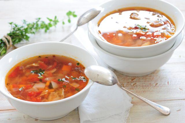 Slepičí polévka | foto:  jules