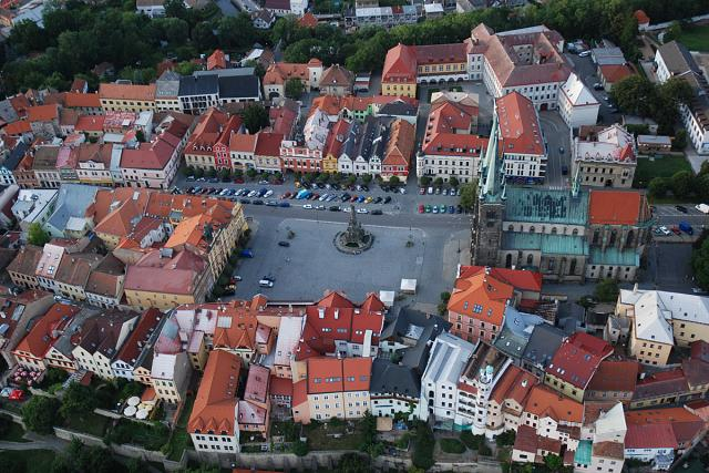 Historickým městem roku 2013 je Chrudim