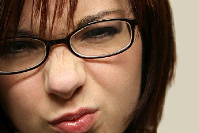 Oči,  které svědí,  často mhouříme | foto: Fotobanka stock.xchng