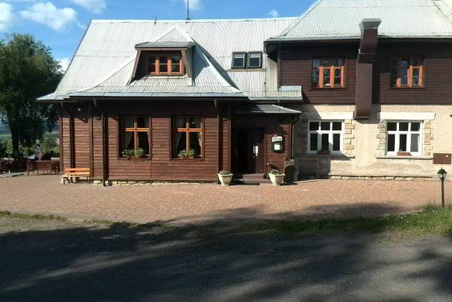 Chata na Vyhlídce ve Vamberku | foto: Martin Karlík