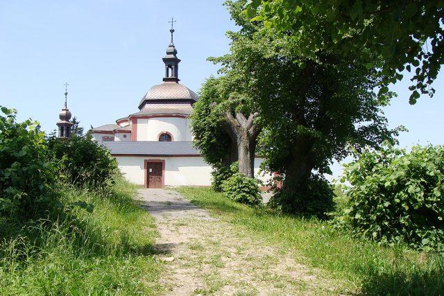 Kaple sv. Jana Nepomuckého | foto: Tereza Brázdová,  Český rozhlas