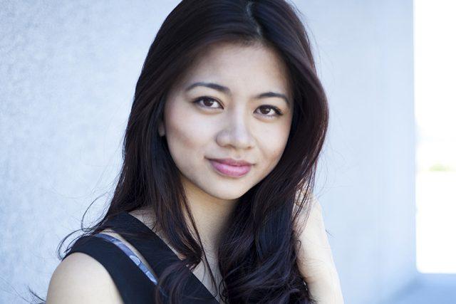 Finalistka Miss Vietnam ČR Tran Thu Thao
