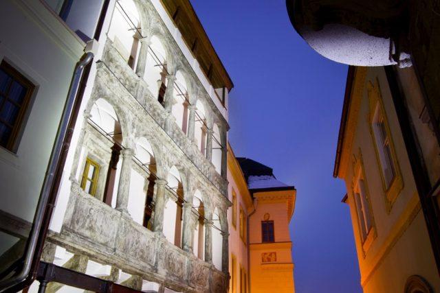Břetislavova ulice, Muzeum loutkářských kultur