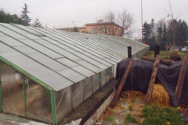 Biomilíř v Moravské Třebové