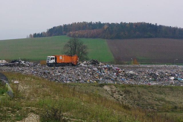 Každé auto dostane přesně vymezený prostor pro uložení odpadu