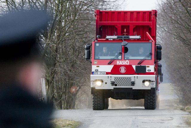 Druhý konvoj dorazil do Květné v pořádku, jeden vůz se ale hned na začátku cesty musel vrátit do Vrbětic