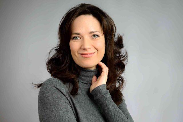 Tereza Kostková | foto: Khalil Baalbaki,  Český rozhlas