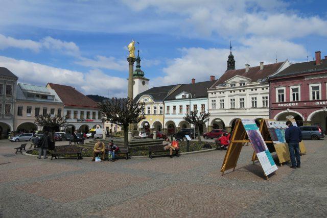 Mírové náměstí v Ústí nad Orlicí.jpg