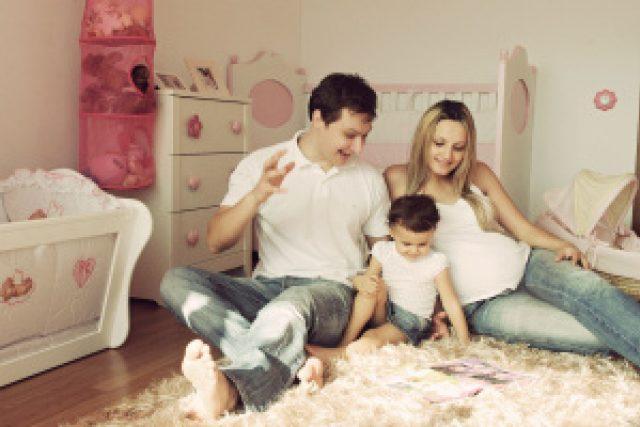 Rodina, ilustrační foto