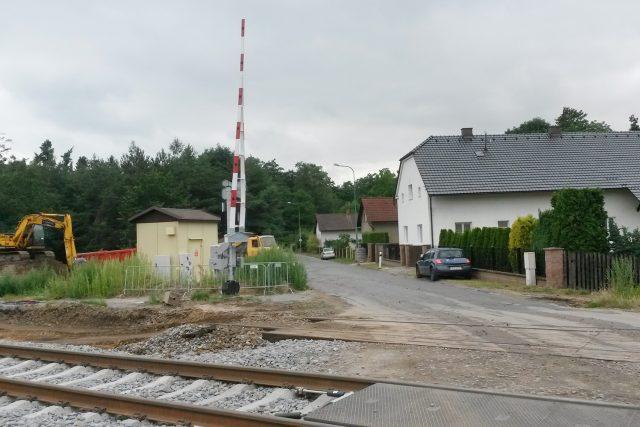V Čeperce pokládají druhou kolej