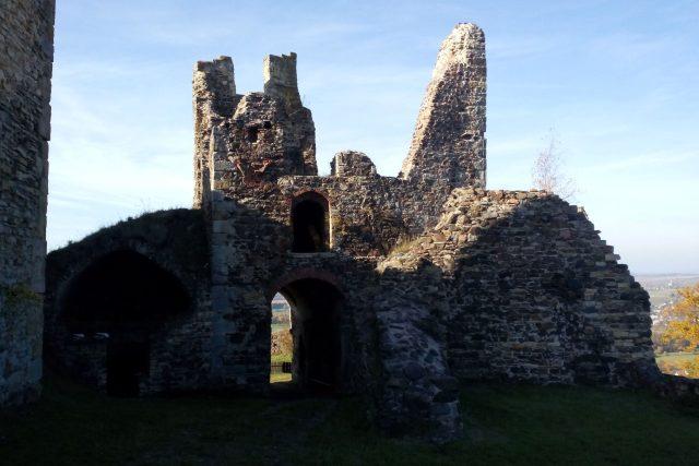 Zřícenina hradu Potštejn