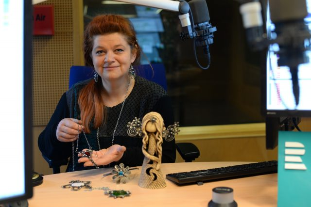 Monika Jará | foto: Honza Ptáček,  Český rozhlas