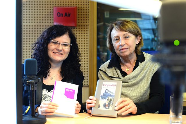 Blanka Jedličková a Milena Lenderová