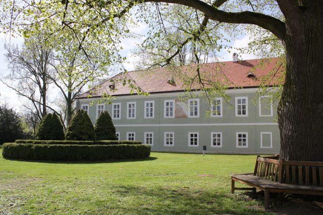 Národní hřebčín Kladruby nad Labem