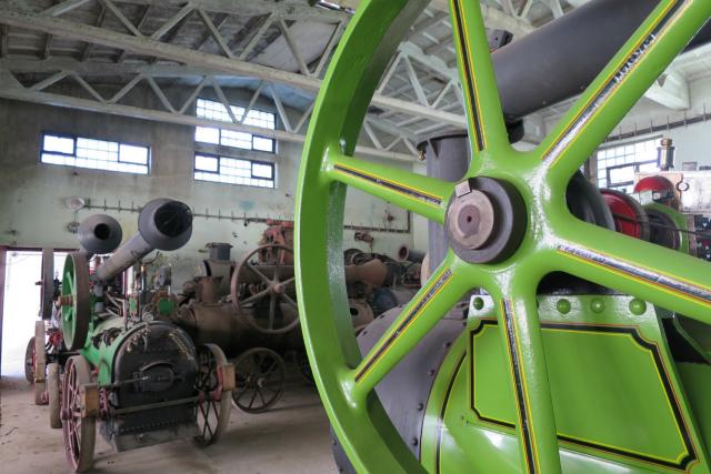 Muzeum starých strojů a technologií v Žamberku
