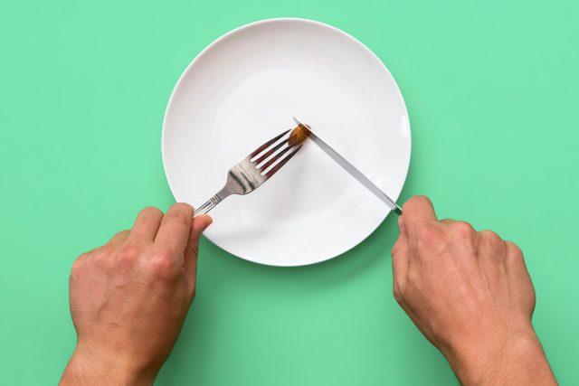 Poruchy přijmu potravy