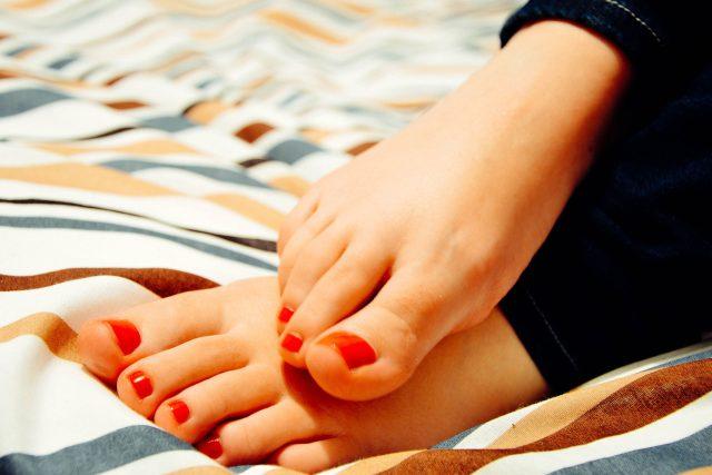 nohy (ilustr. obrázek)