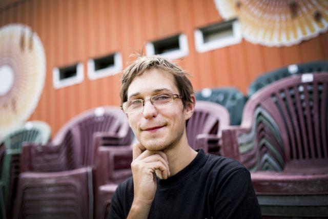 Muž bez domova Stanislav Hirš