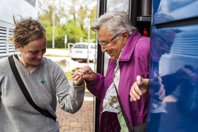 Spolek Hurá na výlet! pořádá výlety pro seniory. Jsou levné a bez podrazů | foto: Marie Sieberova