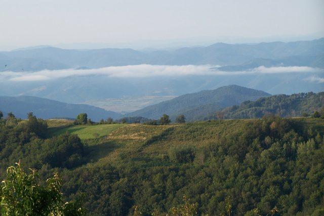 Pohled z Rovenska