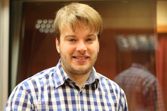 Jiří Kabát,  přední český violista a dirigent   foto: Milan Kopecký,  Český rozhlas