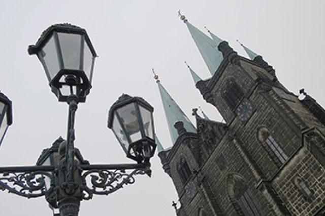 Kostel Nanebevzetí Panny Marie v Chrudimi