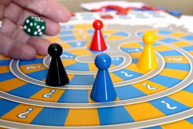Rodinná desková hra