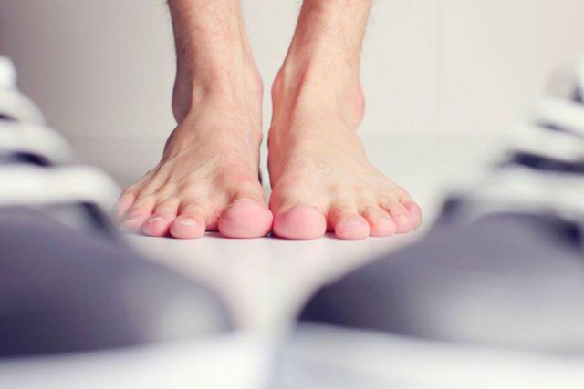Bosé nohy  (ilustrační foto) | foto: Fotobanka Pixabay