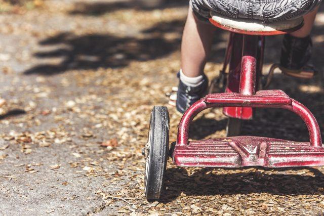 Děti se potřebují hýbat. Lézt,  chodit,  prozkoumávat svět okolo sebe | foto:  pixabay.com