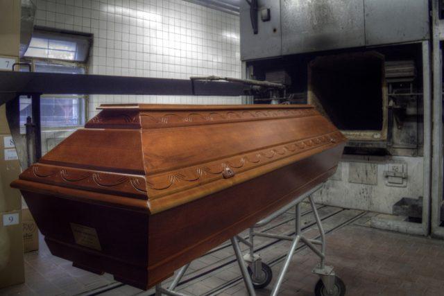 Krematorium  (ilustrační foto) | foto: Jaroslav A. Polák,   CC BY 4.0