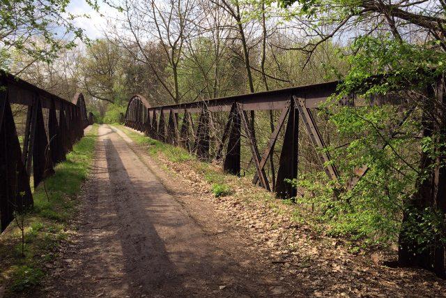 Most Červeňák v Pardubicích