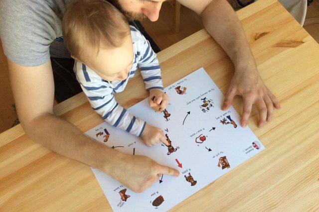 Kreativní slovník je i pro předškoláky