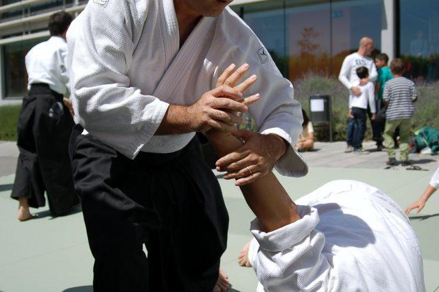 Výuka aikida