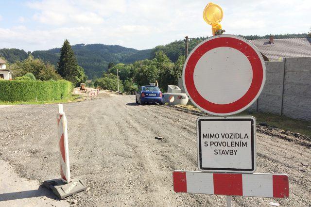 Oprava silnice  (ilustrační foto) | foto: Josef Ženatý,  Český rozhlas