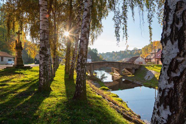 V Dolním Újezdě mají Prahu u Pražský most