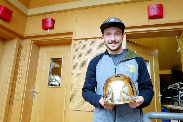Vítěz 69. Zlaté přilby Václav Milík