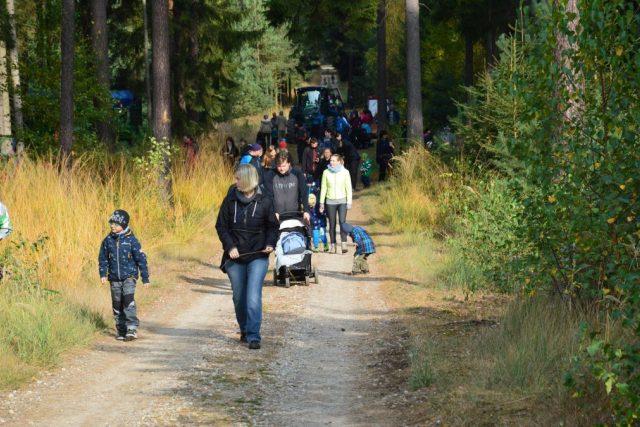 Den lesní techniky pořádají Městské lesy Hradec Králové